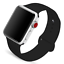 Silicone-Sports-Band-for-iWatch-5-4-3-2-Bands-Rubber-Watchband-Strap-38-40-42-44 thumbnail 9