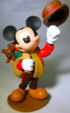 MICKEY MOUSE Bob Cratchit DISNEY Mickey Christmas Carol PVC TOY Figure FIGURINE!