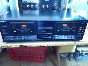 Sony TC-W230 TWIN Stereo Tape per Nastro registratore a cassette