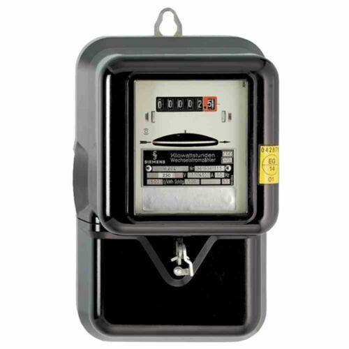 01020113 calibré Régénère 40 NZR Courant alternatif Compteur 10 A ip51 1 x 230 V