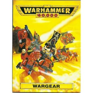 Wargear-Rulebook-1993-from-Warhammer-40000-2nd-edition-boxed-set-Space-Marines