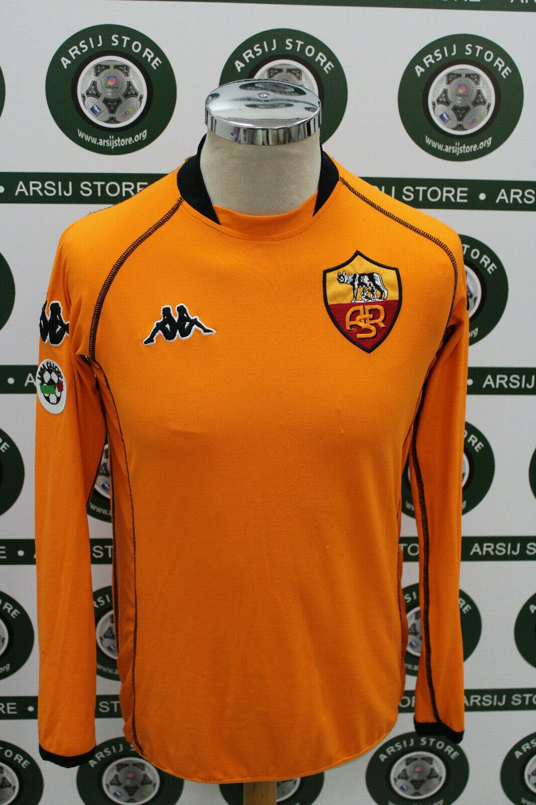 Maglia calcio shirt maillot trikot camiseta TOTTI ROMA TG L 2010 11