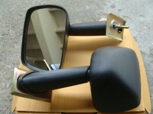 FOR MAZDA Rotary R100 RX2 RX3 RX4 808 929 Pickup Rear View Fender Mirror New