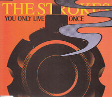 THE STROKES You Only Live Once 2005 UK 1-trk promo CD jewel case RTRADSCDP312
