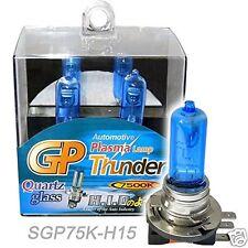 GP Thunder™ 7500K H15 Xenon HeadLight High Beam DRL Audi BMW Mercedes Benz VW