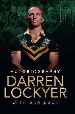 1 of 1 - Darren Lockyer by Darren Lockyer (Hardback, 2011)