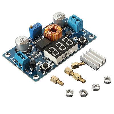 5A 75W XL4015 DC-DC réglable Step-down Converter Module et voltmètre numérique