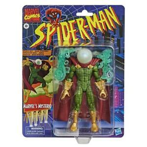 Marvel-Legends-Retro-Spider-Man-Serie-Mysterio-Action-Figur-6-034-NEU-auf-Lager