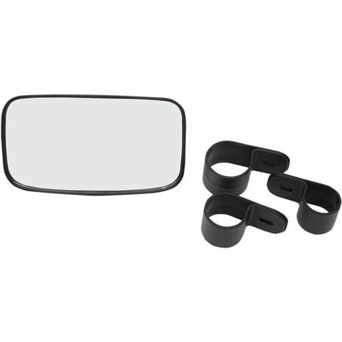 EMGO Universal UTV Rear View Mirror 20-64574 Mounting Clamps 1.5/' 1.75/' 2/'