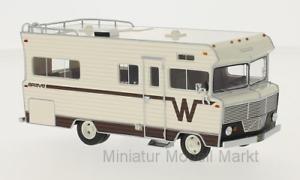mejor reputación  46630 - Neo Winnebago brava-Color beige claro claro claro marrón - 1973 - 1 43  edición limitada
