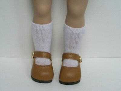 "LT PINK Basic Custom Made Doll Shoes For 10/"" Berdine Creedy Vinyl Debs"
