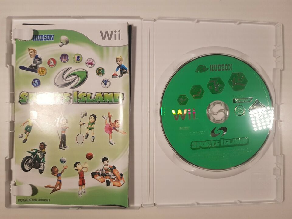 Sports Island, Nintendo Wii