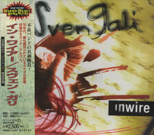 SVEN GALI Inwire +1 JAPAN CD OBI BVCP-820 Helix Candlebox Queensryche