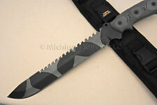TOPS Knife 111A HP Steel Eagle - Camo - Survival - Camping - Military 111 A