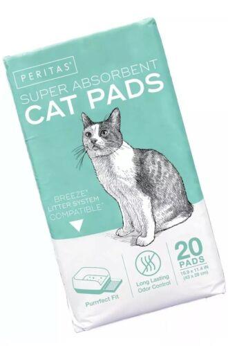 Peritas Cat Pads Generic Refill for Breeze Tidy Cat Litter System