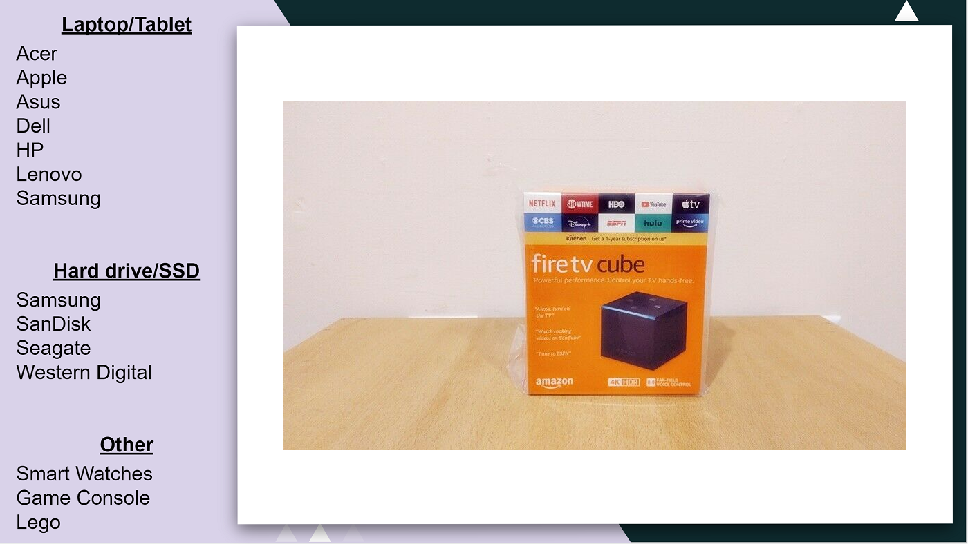 Amazon Fire TV Cube 4K 2nd Gen Streaming Media Player, New, Sealed 2nd amazon cube fire gen media sealed streaming