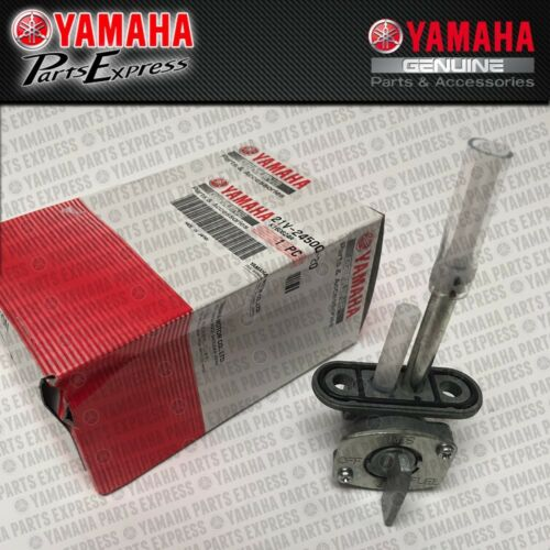 NEW GENUINE OEM YAMAHA MOTO 4 FUEL VALVE PETCOCK 21V-24500-20-00
