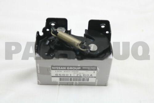 65601JL60A Genuine Nissan LOCK ASSY-HOOD 65601-JL60A