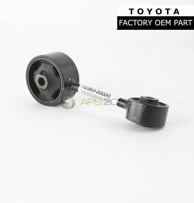 GENUINE TOYOTA LEXUS UPPER DOGBONE CONTROL ENGINE  MOUNT ROD 12363-20020 OEM