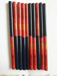 10x Alyco 149055 – Professionnel En Bois Crayons Pour Construction-afficher Le Titre D'origine Valeur Formidable