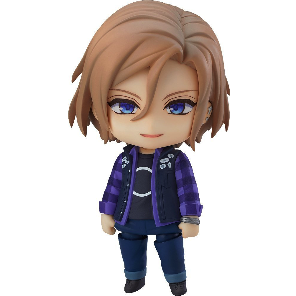 GOOD SMILE - Nendoroid 846 Banri Settsu A3  Orange Rouge Figure