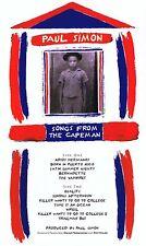 Paul Simon: Songs from the capeman Von 1997! Mit drei Bonustracks! Nagelneue CD!