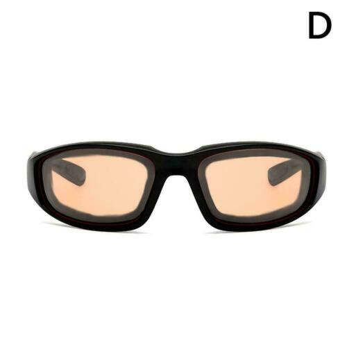 Bicycle Cycling Anti-Fog Protection Goggles Ski Snow Stylish Windproof Glas C6N5