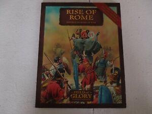 PerséVéRant Field Of Glory-rise Of Rome Républicaine De Rome En Guerre De Règle-afficher Le Titre D'origine