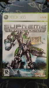Supreme-Commander-XBOX-360-SIGILLATO-VERSIONE-UFFICIALE-ITALIANA