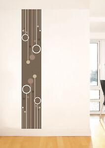 Wandborduere-Kunst-Wandtattoo-Raum-Aufkleber-Wand-Deko-Sticker-Set-Neu