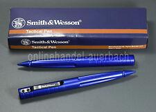 SMITH & WESSON SWPENBL  Tactical Pen  Kugelschreiber  Kubotan  Schreibgerät