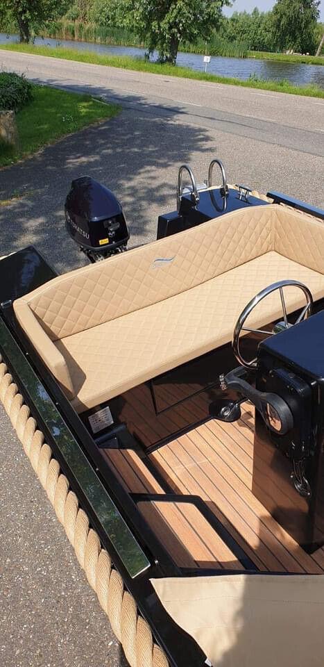 Ny Tender incl. motor og udstyr