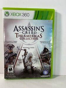 Assassin S Creed The Americas Collection Microsoft Xbox 360 Game