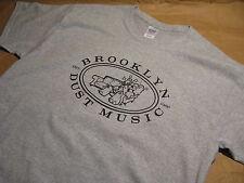 BROOKLYN DUST MUSIC Adult L T-Shirt Beastie Boys Paul's Boutique LP Check Ill