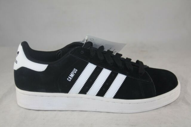 Size 7.5 - adidas Campus 2 Black - B26154