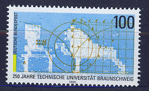 ALEMANIA-RFA-WEST-GERMANY-1995-MNH-SC-1886-Technical-University-Brunswick