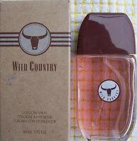 Avon Wild Country Men's Eau De Cologne Full Size 3 Fl. Oz Spray Bottle. >>lk>>