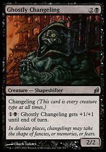 4x-Ghostly-Changeling-Lorwyn-MtG-Magic-Black-Uncommon-4-x4-Card-Cards