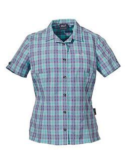 und Insektenschutz UVP 55 Hemden Jack Wolfskin Mosquito Coast Reise Bluse Damen Sonnen
