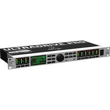 Behringer DCX2496 ULTRADRIVE PRO - 24-Bit Digital Loudspeaker Management System