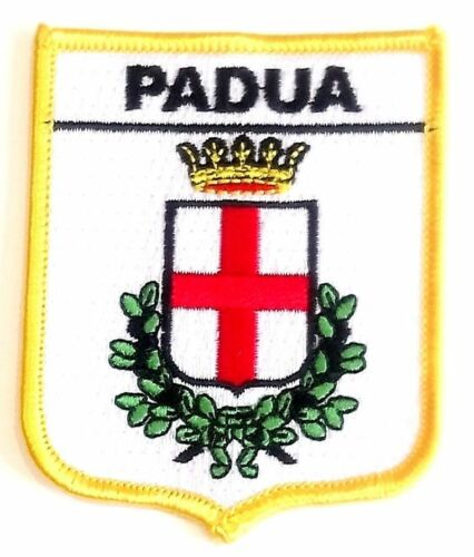 Padua Embroidered Patch
