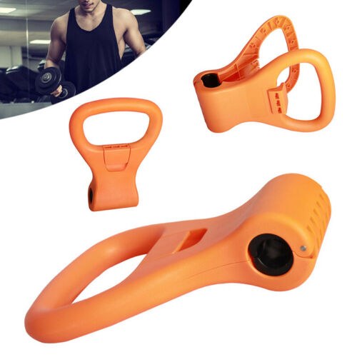 Fitness Adjustable Kettlebell Grip Weight Travel Workout Equipment for Gym Yoga