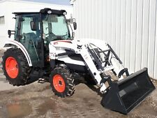 New Bobcat Ct5545 Compact Tractor Loader Cab Heatac Hydro 4x4 45 Hp