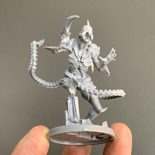 3x Adrestia Alien Miniature Nemesis Lords of Hellas Board Game Figure Toys Rare