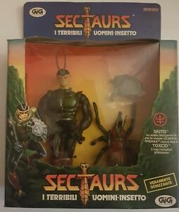 Sectaurs Skito Gig (l'homme aux insectes terribles)
