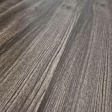 12.3mm Handscraped AC4 Laminate Flooring Feather Step Silvered Oak -SAMPLE