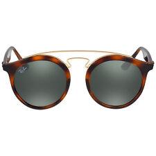 Ray Ban Round Green Classic Sunglasses