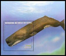 CHILE 2002 Whale M/Sheet SG2067 U/M NB632