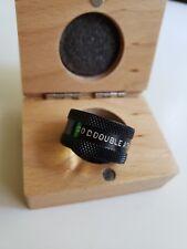 60d Double Aspheric Lens Ophthalmic Diagnostic Black Color With Wooden Box