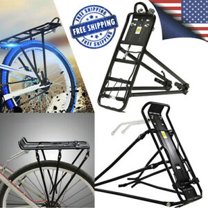 Bicycle-Rear-Seat-Rack-Bike-Luggage-Carrier-Cargo-Frame-Access-Bag-Carrier
